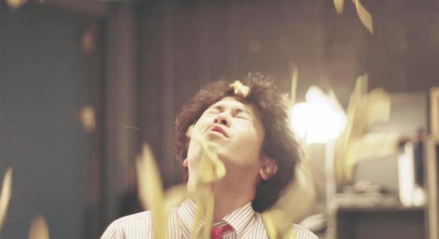 ポルカドットスティングレイ「ICHIDAIJI」ミュージックビデオのワンシーン。