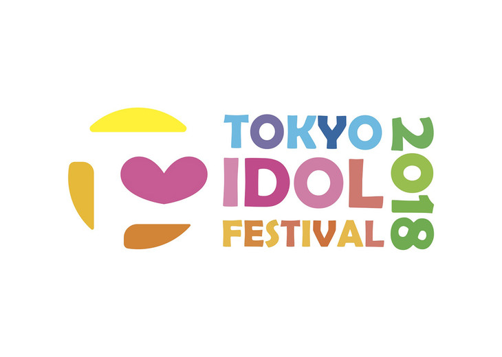 「TOKYO IDOL FESTIVAL 2018」ロゴ