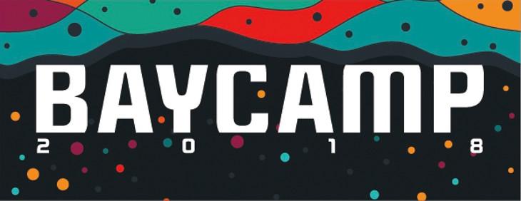 「BAYCAMP 2018」ロゴ