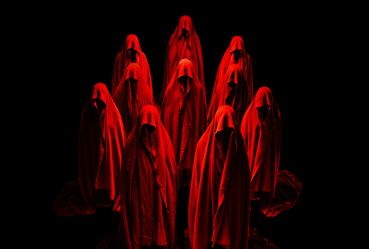 「METAL RESISTANCE EPISODE VII - THE REVELATION -」ビジュアル