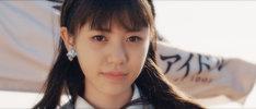 LaLuce「風よ吹け!」ミュージックビデオのワンシーン。