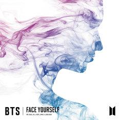 BTS(防弾少年団)「FACE YOURSELF」通常盤ジャケット