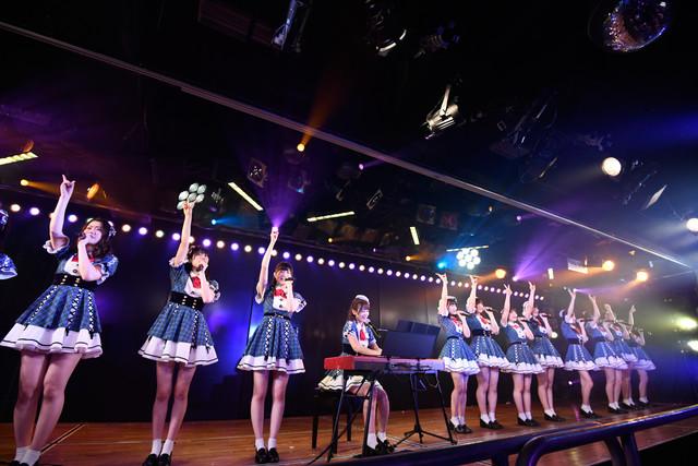 AKB48チーム8 結成4周年記念公演前夜祭「PARTYが始まるよ」昼公演の様子。(c) AKS