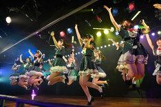 AKB48チーム8 結成4周年記念公演前夜祭「PARTYが始まるよ」夜公演の様子。(c) AKS
