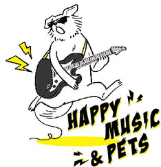 「HAPPY MUSIC &PETS Vol.0 ~Adoption PARK and Live Music Crawl in 下北沢~」メインビジュアル