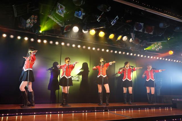 AKB48チーム8 結成4周年記念公演前夜祭「会いたかった」昼公演の様子。(c) AKS