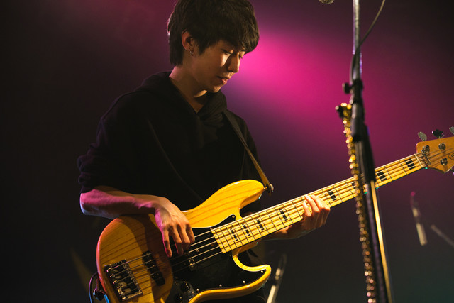 藤井浩太(B)(撮影:山野浩司)