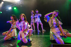 マジカル・パンチライン「DANCE DANCE ROMANCE: PART II ~君に出会えてよかった~」の様子。(撮影:林晋介)