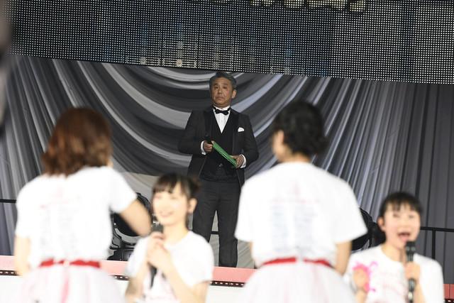 新潟・NGT48劇場の今村悦朗支配人。(c)AKS