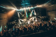 FIVE NEW OLD「Too Much Is Never Enough Tour」最終公演の様子。(photo by umihayato)