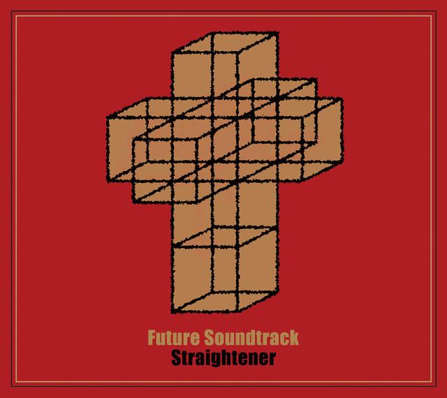ストレイテナー「Future Soundtrack」初回限定盤ジャケット