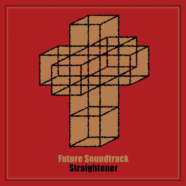 ストレイテナー「Future Soundtrack」通常盤ジャケット