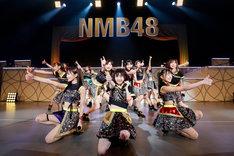 「NMB48市川美織卒業コンサート~今が旬!埼玉県産フレッシュレモン、出荷します~」の様子。