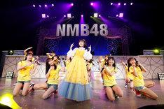 「NMB48市川美織卒業コンサート~今が旬!埼玉県産フレッシュレモン、出荷します~」アンコールの様子。