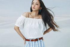 「Namie Amuro × H&M」キャンペーンビジュアル