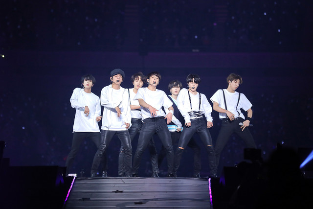 BTS(防弾少年団)(c) Big Hit Entertainment