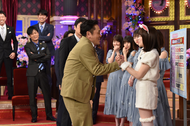 「しゃべくり007」収録の様子。(c)日本テレビ