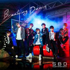 Super Break Dawn「Breaking Dawn」ジャケット