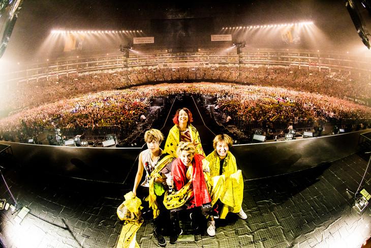 ONE OK ROCK(撮影:浜野カズシ)