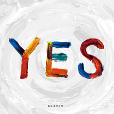 BRADIO「YES」初回限定盤ジャケット