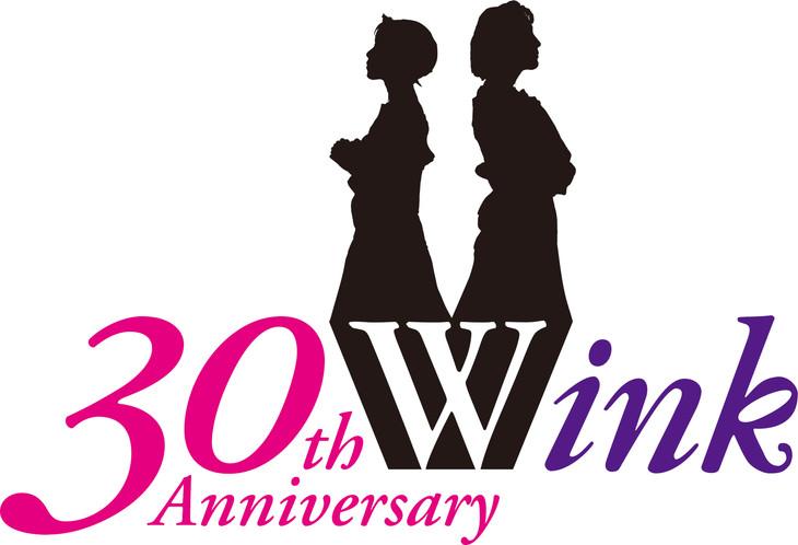 Wink 30周年ロゴ