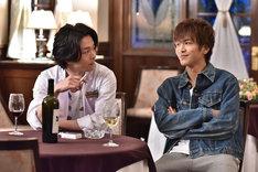 日本テレビ系「崖っぷちホテル!」第3話より。(c)NTV