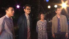 左からナイツ、ハンバート ハンバート。(写真提供:NHK)