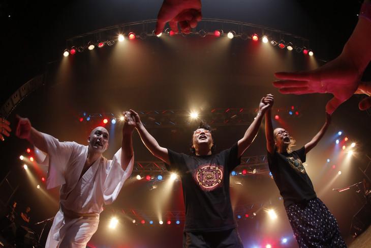 「おどろ曼荼羅~人間椅子2018年春のワンマンツアー」東京・TSUTAYA O-EAST公演の様子。