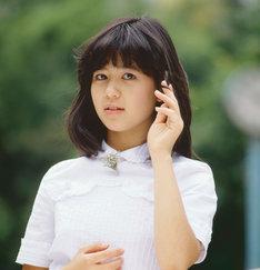 1978年、デビュー当時の石野真子。