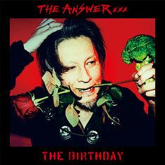 The Birthday「THE ANSWER」通常盤ジャケット