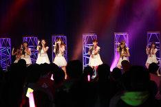 LinQ「ALIVE~色々あって7人になりました!~」の様子。(写真提供:ジョブネット)