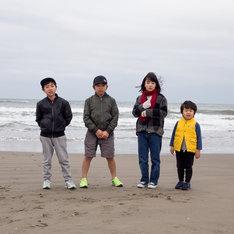 サニーデイ・サービス「the SEA」ビジュアル