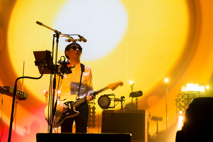 Cornelius「Mellow Waves Tour 2017」東京・新木場STUDIO COAST公演の様子。