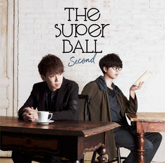 The Super Ball「Second」初回限定盤ジャケット