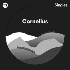 Cornelius「Spotify Singles」ビジュアル