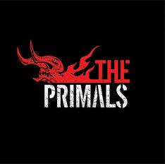 THE PRIMALS「THE PRIMALS」ジャケット