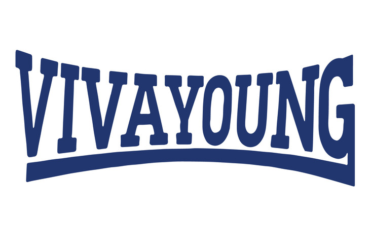 「VIVA YOUNG!」ロゴ
