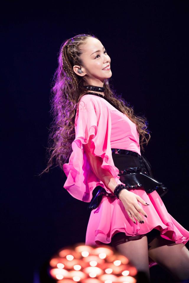 安室奈美恵(写真提供:エイベックス)
