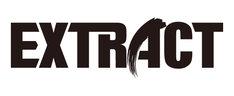 「EXTRACT」ロゴ