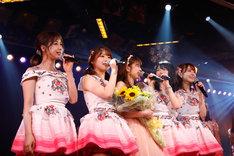 AKB48チームA「M.T.に捧ぐ」公演の様子。 (c)AKS