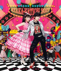佐々木彩夏「AYAKA NATION 2017 in 両国国技館」Blu-ray盤ジャケット