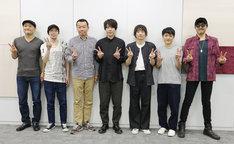 フジファブリックと東京スカパラダイスオーケストラ。