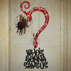 HYDE「WHO'S GONNA SAVE US」ジャケット