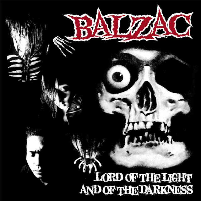 BALZAC「『LORD OF THE LIGHT AND OF THE DARKNESS』RE-MIX 2018」ジャケット