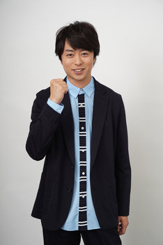 「THE MUSIC DAY」総合司会の櫻井翔(嵐)。 (c)日本テレビ