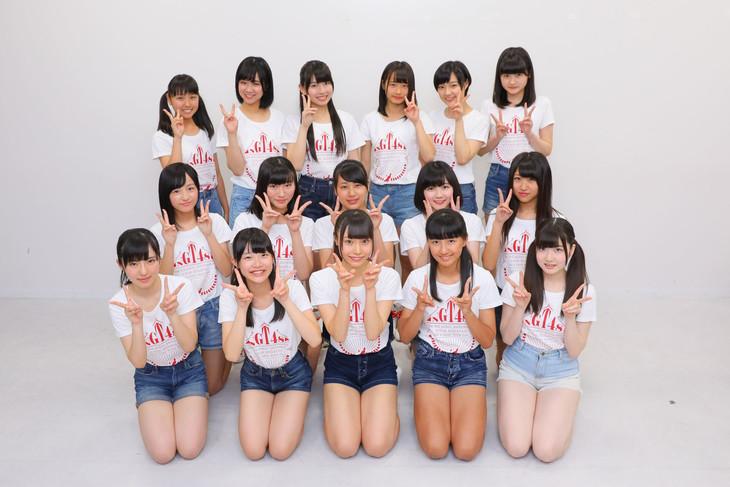 NGT48 2期生 (c)AKS