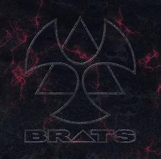 BRATS「BRATS」初回限定盤ジャケット