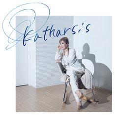 高橋真梨子「Katharsis」初回限定盤ジャケット