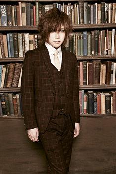 1984年6月20日生まれ、東京都出身の鬼龍院翔。