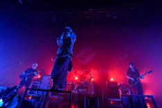 THE ORAL CIGARETTES(Photo by AZUSA TAKADA)